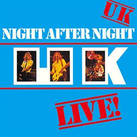 U.K. - ナイト・アフター・ナイト(ライヴ・イン・ジャパン)+1