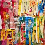 MINMI - MINMI BEST 雨のち虹 2002-2012