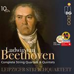 ライプツィヒ弦楽四重奏団 - ベートーヴェン:弦楽四重奏曲、弦楽五重奏曲全集