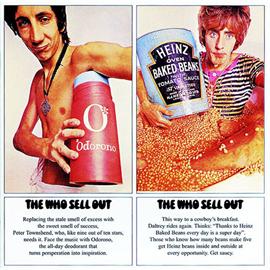 ザ・フー - The Who Sell Out