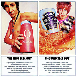 ザ・フー - The Who Sell Out