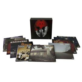 エミネム - The Vinyl LPs  Boxest
