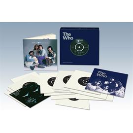 ザ・フー - Track Records Singles Box