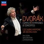 ドヴォルザーク交響曲&協奏曲全集