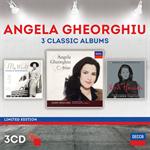 アンジェラ・ゲオルギュー - アンジェラ・ゲオルギュー~Three Classic Albums