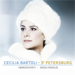 チェチーリア・バルトリ - サンクトペテルブルク~女帝へ捧げられたアリア (通常盤)