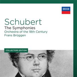 フランス・ブリュッヘン - シューベルト:交響曲全集