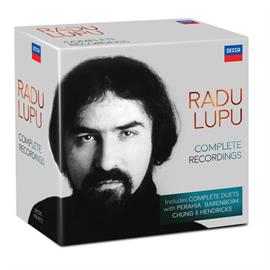 ラドゥ・ルプー - 録音全集