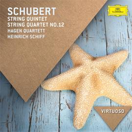 ハーゲン弦楽四重奏団、ハインリヒ・シフ - シューベルト:弦楽五重奏曲、他