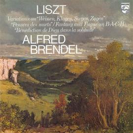 アルフレッド・ブレンデル - リスト:ピアノ作品集