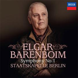 ダニエル・バレンボイム - エルガー:交響曲第1番