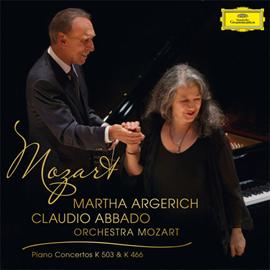 アルゲリッチ&アバド - モーツァルト:ピアノ協奏曲第20番&第25番