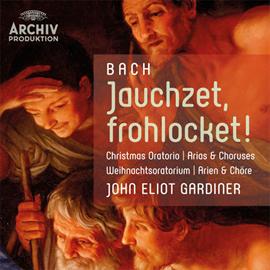 ジョン・エリオット・ガーディナー - J.S.バッハ:「クリスマス・オラトリオ」BWV.248よりアリアと合唱曲集 [直輸入盤]