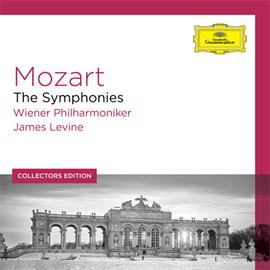 ジェイムズ・レヴァイン - モーツァルト:交響曲全集