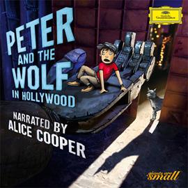 """アリス・クーパー、アレクサンダー・シェリー - アリス・クーパーの""""ピーターと狼""""イン・ハリウッド"""