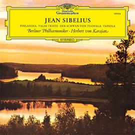 ヘルベルト・フォン・カラヤン - 《シベリウス:管弦楽作品集》