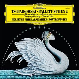 ムスティスラフ・ロストロポーヴィチ - 《チャイコフスキー:白鳥の湖, 眠れる森の美女組曲》