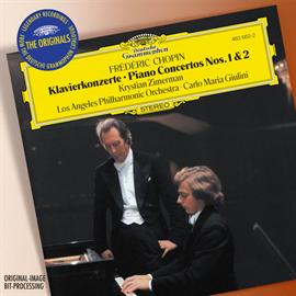 クリスティアン・ツィマーマン&カルロ・マリア・ジュリーニ - ショパン:ピアノ協奏曲第1番&2番