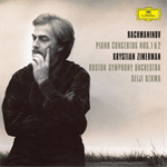 クリスチャン・ツィメルマン - ラフマニノフ:ピアノ協奏曲第1&2番