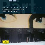 ギル・シャハム - ペルト:フラトレス、タブラ・ラサ、交響曲第3番