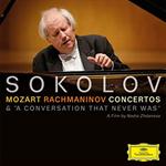 モーツァルト、ラフマニノフ:ピアノ協奏曲、ライヴ