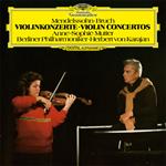 アンネ=ゾフィー・ムター - メンデルスゾーン、ブルッフ:ヴァイオリン協奏曲