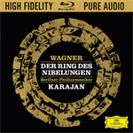 ヘルベルト・フォン・カラヤン - ワーグナー:《ニーベルングの指環》全曲 [デラックス盤]