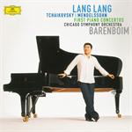 ラン・ラン - メンデルスゾーン&チャイコフスキー:ピアノ協奏曲