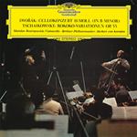 ムスティスラフ・ロストロポーヴィチ - ドヴォルザーク:チェロ協奏曲、他