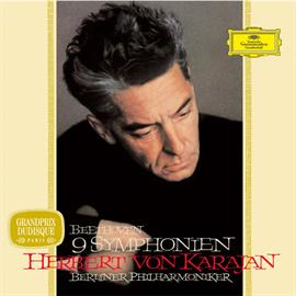 ヘルベルト・フォン・カラヤン - ベートーヴェン:交響曲全集  [LP]
