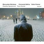 ヴァインベルク:室内交響曲&ピアノ五重奏曲