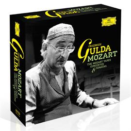 フリードリヒ・グルダ - モーツァルト・テープス~ソナタ集、協奏曲集、初期録音全集