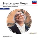 ブレンデル~モーツァルト:ピアノ・ソナタ集