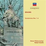 ラファエル・クーベリック - ブラームス:交響曲全集