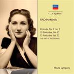 モーラ・リンパニー - ラフマニノフ:前奏曲集(1941-42年録音)