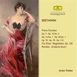 アンドール・フォルデス - ベートーヴェン:ピアノ・ソナタ&変奏曲