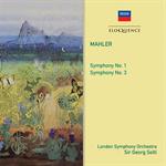 サー・ゲオルグ・ショルティ - マーラー:交響曲第1番・第3番