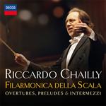 リッカルド・シャイー - スカラ座の序曲、前奏曲、間奏曲
