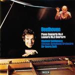 ベートーヴェン:ピアノ協奏曲第4番、レオノーレ序曲第3番