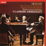 モーツァルト:ピアノ協奏曲第17番&第21番