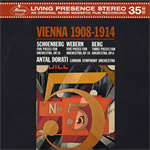 アンタル・ドラティ - ウィーン 1908-1914