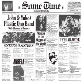 ジョン・レノン - Some Time In New York City