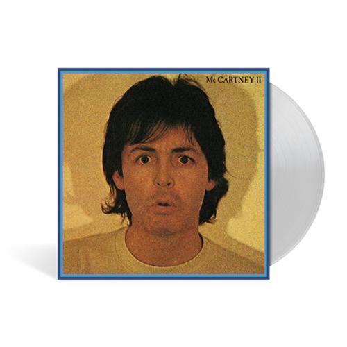 McCartney II - ポール・マッカ...