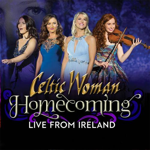 homecoming live from ireland ケルティック ウーマン