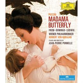 ヘルベルト・フォン・カラヤン - プッチーニ:歌劇『蝶々夫人』全曲