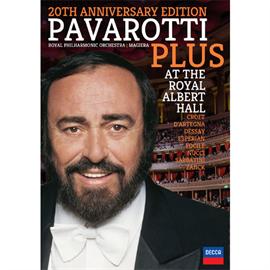 ルチアーノ・パヴァロッティ - 《パヴァロッティ・プラス~ロイヤル・アルバート・ホール1995》