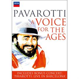ルチアーノ・パバロッティ - パヴァロッティ~A Voice For The Ages