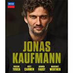 ヨナス・カウフマン - 《トスカ/カルメン/ファウスト/ウェルテル》