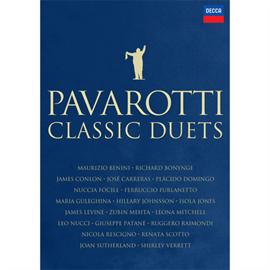 ルチアーノ・パヴァロッティ - クラシック・デュエット