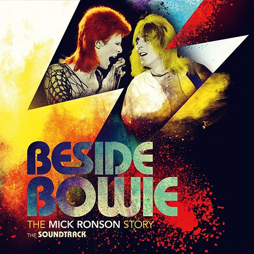 beside bowie the mick ronson story the soundtrack ヴァリアス